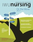 IWU Nursing, Spring 2014 Indiana Wesleyan University School of Nursing magazine edited by Kelsey Mitchener