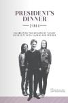 President's Dinner 2014