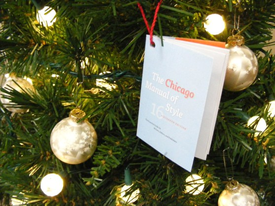 mini Chicago Manual of Style ornament