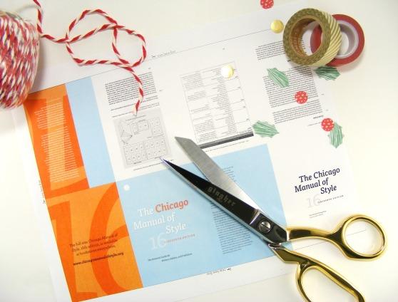 mini Chicago Manual of Style ornament, in progress