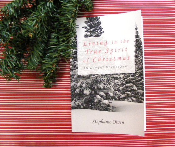 Living in the True Spirit of Christmas by Stephanie Owen | Kelsey Mitchener Editing Services