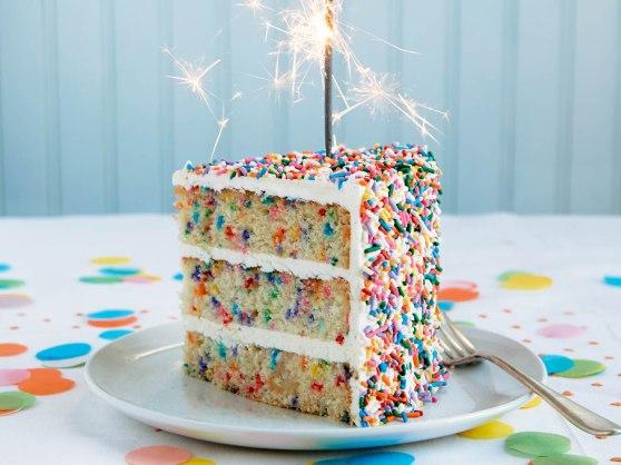 birthday cake photo by Brian Kennedy