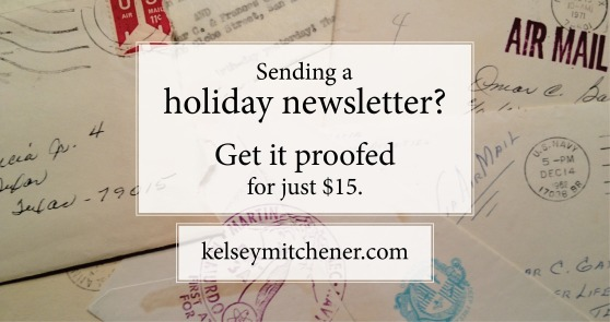 holiday-newsletter-editing