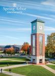 Spring Arbor University Viewbook 2018 edited by Kelsey Mitchener